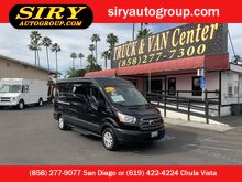 2016_Ford_Mid Roof Transit 15 Passenger Wagon_XLT_ San Diego CA