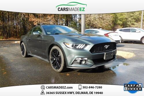 2016_Ford_Mustang__ Salisbury MD