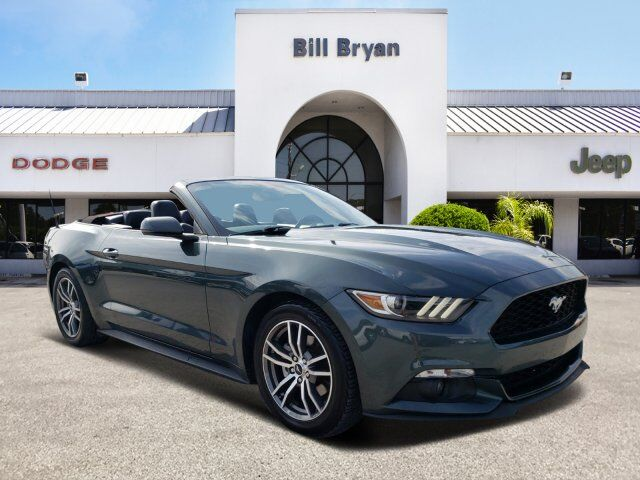 2016 Ford Mustang 2DR Leesburg FL
