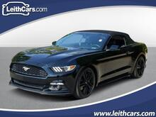 2016_Ford_Mustang_2dr Conv EcoBoost Premium_ Cary NC