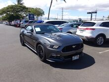 2016_Ford_Mustang_2dr Conv GT Premium_ Kahului HI