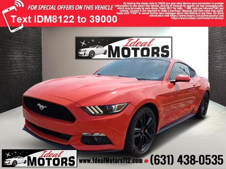 2016 Ford Mustang 2dr Fastback EcoBoost Medford NY