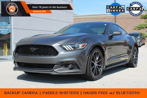 2016_Ford_Mustang_EcoBoost_ Gainesville GA