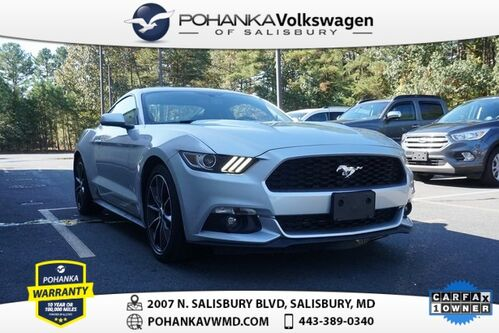 2016_Ford_Mustang_EcoBoost ** TURBO ** SPORTY ** CLEAN CARFAX ONE OWNER **_ Salisbury MD
