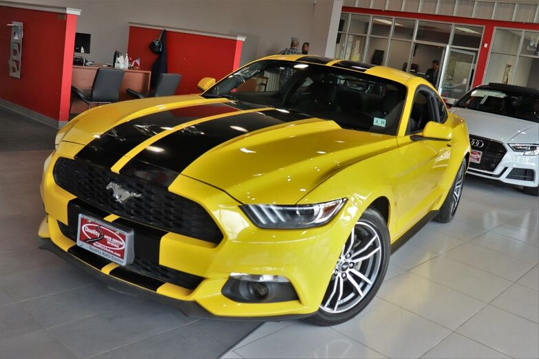 2016 Ford Mustang EcoBoost 6 Speed Automatic Transmission Springfield NJ