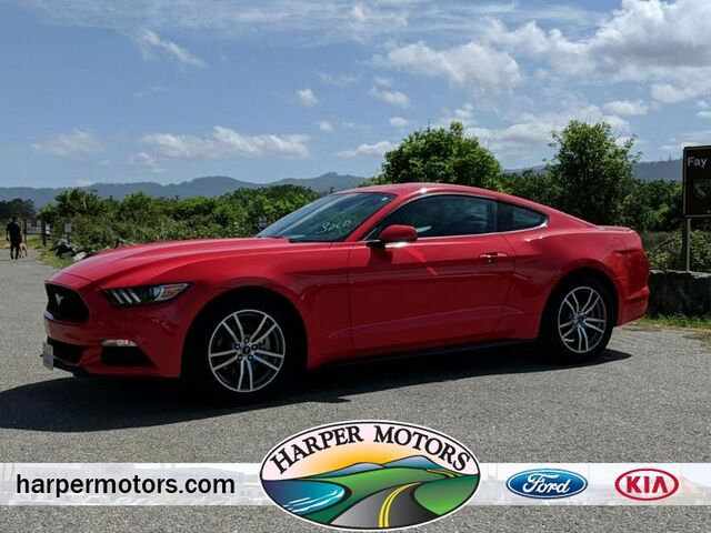 2016 Ford Mustang EcoBoost Eureka CA