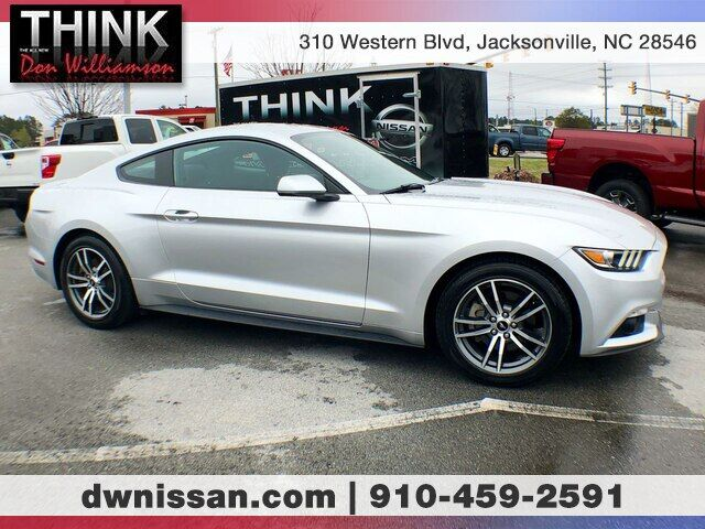 2016 Ford Mustang EcoBoost Jacksonville NC