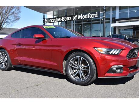 2016_Ford_Mustang_EcoBoost_ Medford OR