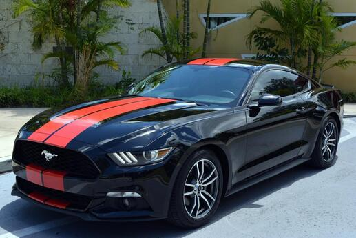 2016 Ford Mustang EcoBoost Miami FL