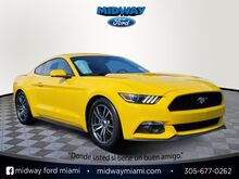 2016_Ford_Mustang_EcoBoost_ Miami FL