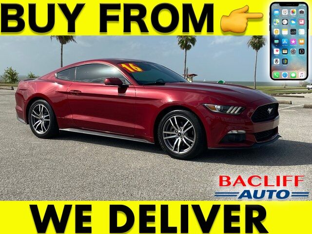 2016 Ford Mustang EcoBoost Premium Bacliff TX