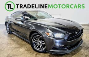 2016_Ford_Mustang_EcoBoost Premium COOLED/HEATED SEATS, REAR VIEW CAMERA, LEATHER AND MUCH MORE!!!_ CARROLLTON TX