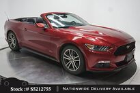 Ford Mustang EcoBoost Premium Convertible CAM,CLMT STS 2016