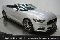 Ford Mustang EcoBoost Premium Convertible CLMT STS,HID LIGHTS 2016