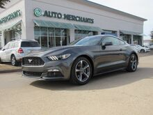 2016_Ford_Mustang_EcoBoost Premium Coupe 2.3L 4CYL TURBO, AUTOMATIC, LEATHER, SHAKER PREMIUM STEREO, BACKUP CAMERA_ Plano TX