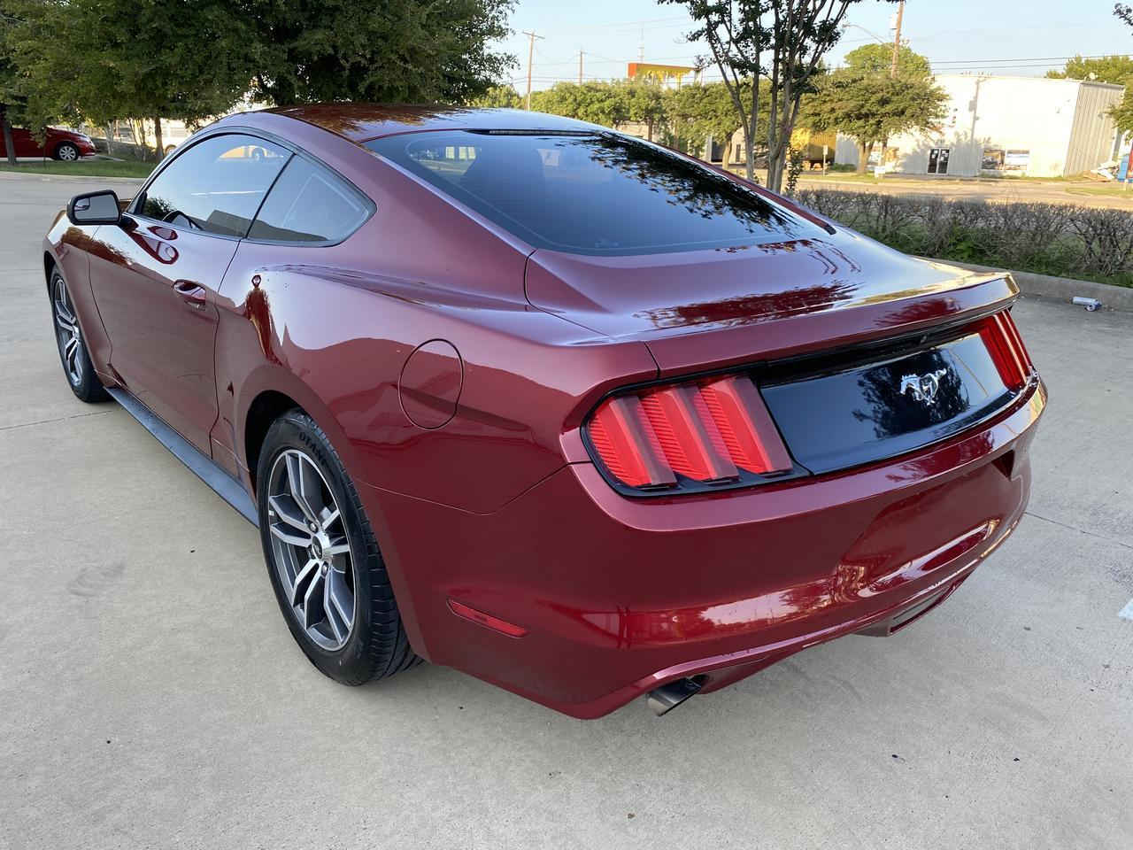 2016 Ford Mustang EcoBoost Premium Dallas TX