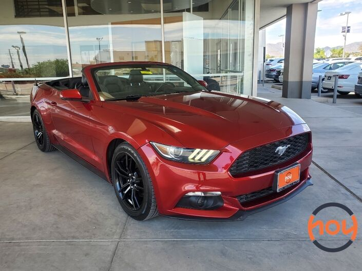 2016 Ford Mustang EcoBoost Premium El Paso TX