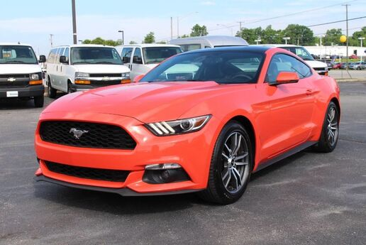 2016 Ford Mustang EcoBoost Premium Fort Wayne Auburn and Kendallville IN