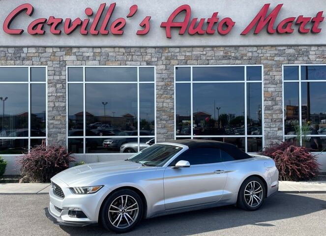 2016 Ford Mustang EcoBoost Premium Grand Junction CO