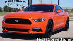 2016_Ford_Mustang_EcoBoost Premium_ Lubbock TX