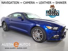Ford Mustang EcoBoost Premium *NAVIGATION, BACKUP-CAMERA, TOUCH SCREEN, LEATHER, CLIMATE SEATS, PUSH BUTTON START, SHAKER AUDIO, BLUETOOTH 2016