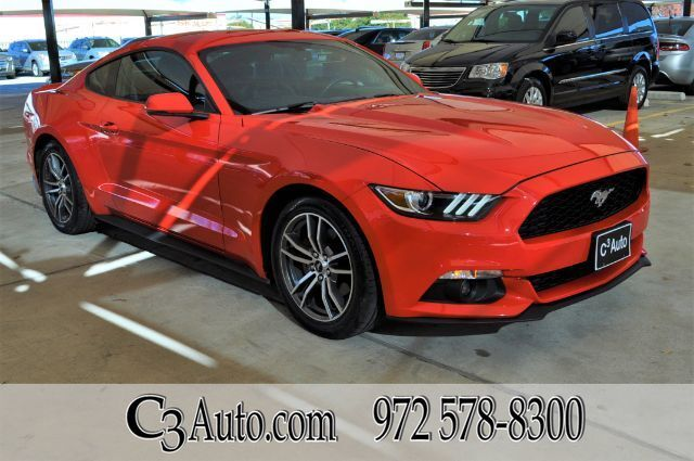 2016 Ford Mustang EcoBoost Premium Plano TX