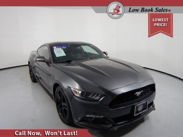 2016 Ford Mustang EcoBoost Premium Salt Lake City UT