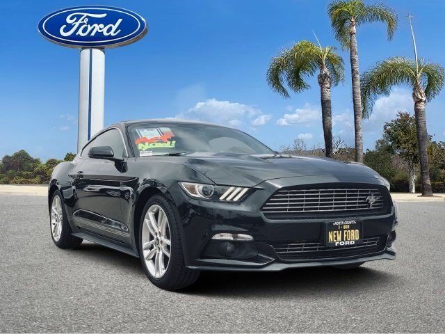2016 Ford Mustang EcoBoost Premium San Diego County CA
