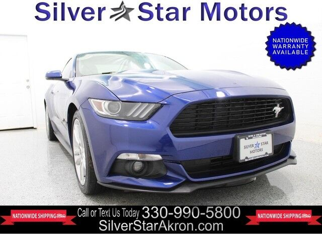 2016 Ford Mustang EcoBoost Premium Tallmadge OH