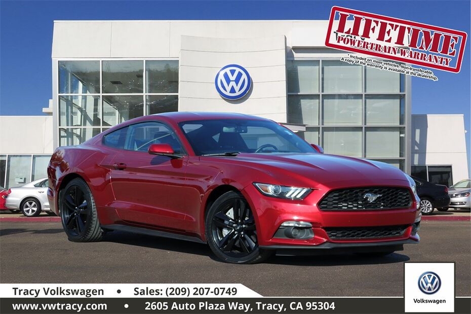 2016 Ford Mustang EcoBoost Premium Tracy CA