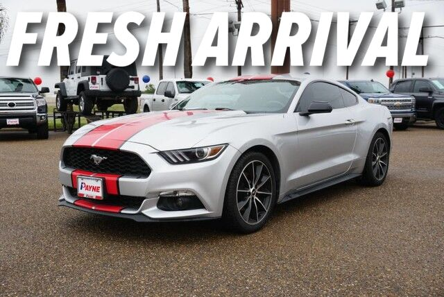 2016 Ford Mustang EcoBoost Weslaco TX