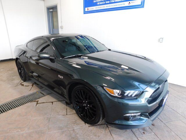 2016 Ford Mustang GT COUPE PREM LEATHER NAVI *MANUAL* Listowel ON