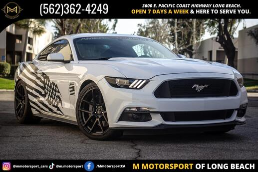 2016 Ford Mustang GT Coupe 2D Long Beach CA