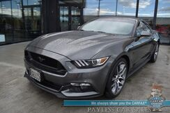 2016_Ford_Mustang_GT Premium / 5.0L V8 / Automatic / Auto Start / Heated & Cooled Leather Seats / Shaker Stereo / Magna Flow Exhaust / Blind Spot Alert / Bluetooth / Back Up Camera / Keyless Entry & Start / Only 8k Miles_ Anchorage AK