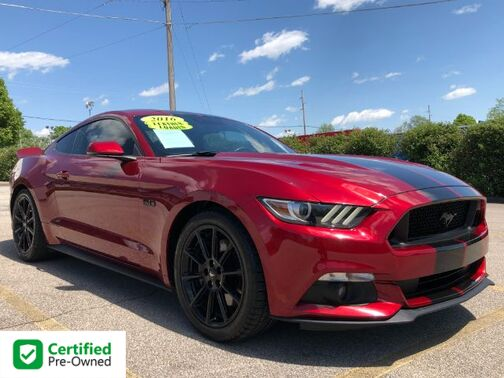 2016_Ford_Mustang_GT Premium Coupe_ Frankfort KY