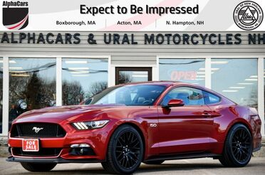 2016_Ford_Mustang_GT Premium Performance 6-Speed_ Boxborough MA