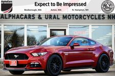 2016 Ford Mustang GT Premium Performance 6-Speed