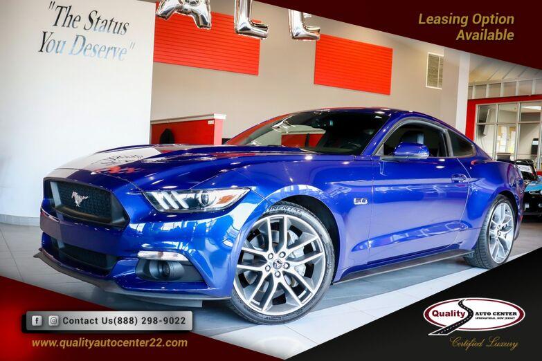 2016 Ford Mustang GT Premium Springfield NJ