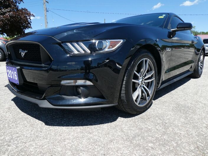 2016 Ford Mustang GT Remote Start 5.0L Back Up Cam Essex ON