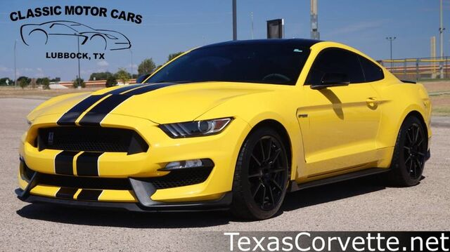 2016 Ford Mustang Shelby GT350 Lubbock TX