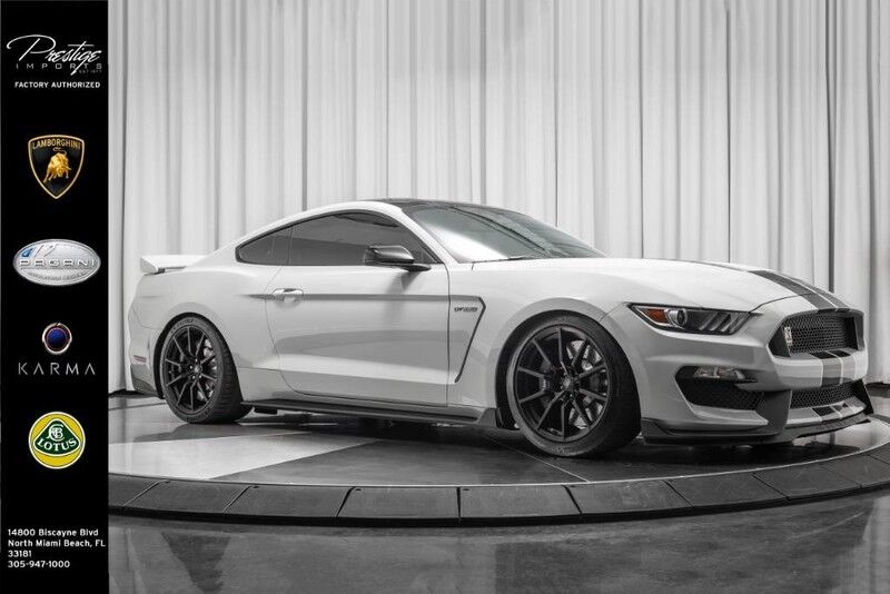 2016_Ford_Mustang_Shelby GT350_ North Miami FL
