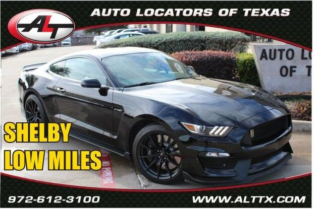 2016 Ford Mustang Shelby GT350 Plano TX