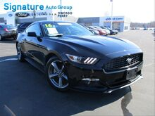 2016_Ford_Mustang_V6_ Perry & Owosso MI