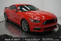 Ford Mustang V6 CAM,KEY-GO,19IN WHLS,HID LIGHTS 2016