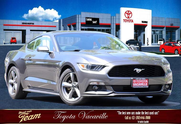 2016 Ford Mustang V6 Coupe Vacaville CA