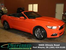 2016_Ford_Mustang_V6_ Fort Wayne Auburn and Kendallville IN