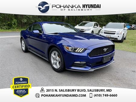 2016_Ford_Mustang_V6 **NICE RIDE**_ Salisbury MD