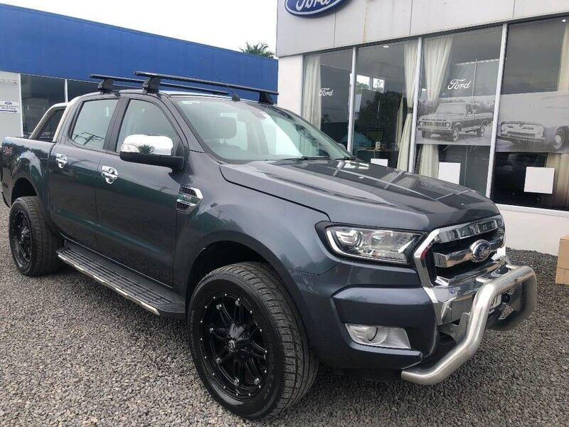 2016 Ford RANGER XLT 3 2L 6-SPEED 4WD AUTOMATIC TRANSMISSION