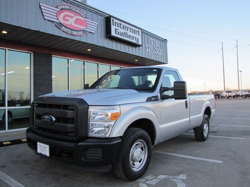 2016 Ford Super Duty F-250 23k mi's XL Collinsville OK
