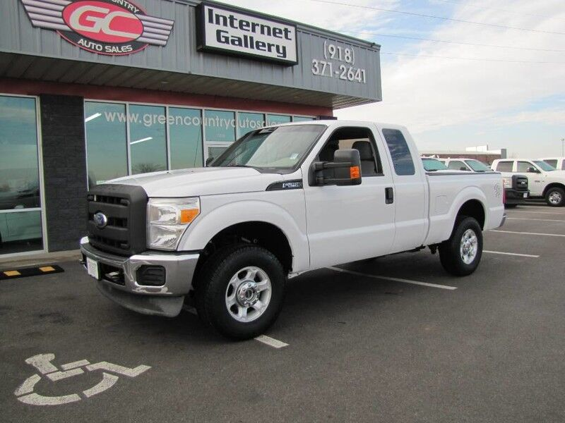 2016 Ford Super Duty F-250 4x4 XL Collinsville OK